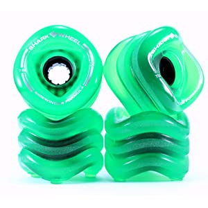 Shark Wheel Sidewinder Longboard Wheels 70mm, 78a