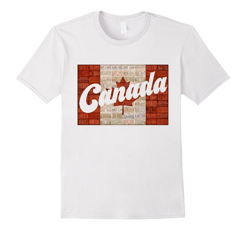 Canada Flag Tshirt Canada Maple Leaf Tshirt Eh Team-CL ...