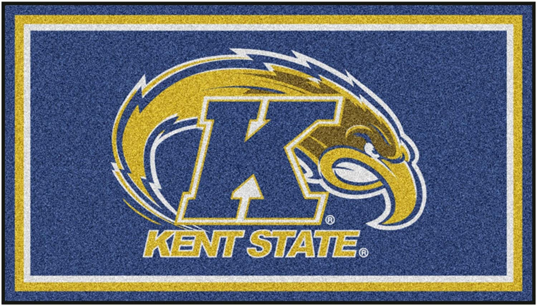 FANMATS Kent State University 3x5 Rug 36x 60