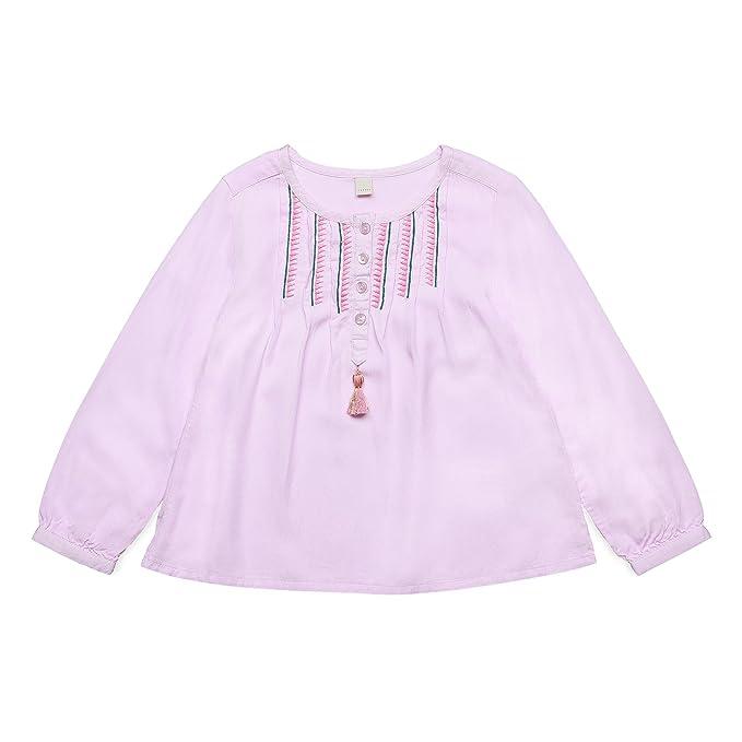 Esprit Kids RK12003, Blusa para Niñas, Rosa (Marshmallow 346), 128