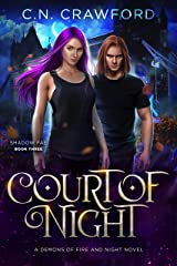 Court of Night (Shadow Fae Book 3) Kindle Edition