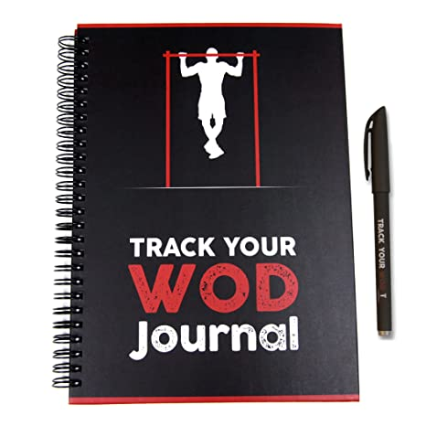 Amazon.com : track your wod journal the ultimate cross training