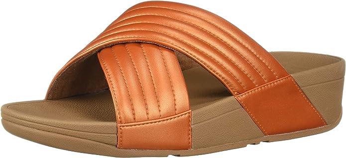 Lulu Padded Slide Sandal | Slides