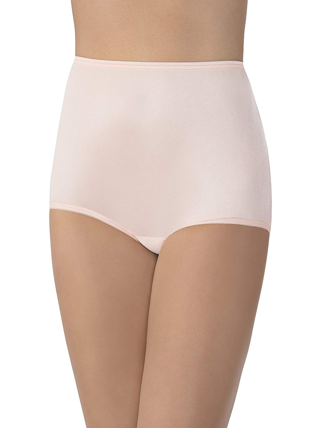 Vanity Fair Womens Standard Perfectly Yours Ravissant Tailored Brief Panty 15712