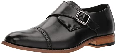 Stacy Monk Leather Loafer Adams Strap Desmond mNn0Owv8