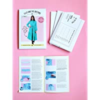 Tilly and the Buttons Sewing Pattern, Paper, Multi, UK 6-24