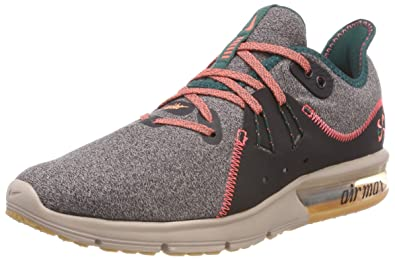 reputable site 8e1cb be0e9 Nike W Air Max Sequent 3 PRM V, Chaussures de Running Compétition Femme,  Multicolore