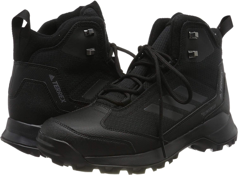 adidas Herren Terrex Heron Mid Cw Cp Trekking & Wanderstiefel