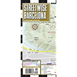 Streetwise Map Barcelona