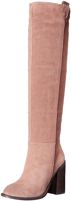 cb847f452cc KELSI DAGGER BROOKLYN Women s Harman Slouch Boot Latte 6 ...