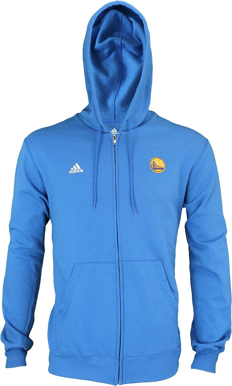 adidas Men's Golden State Warriors Originals Full Zip Hoodie
