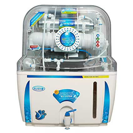 ac960eadbc2 Image Unavailable. Image not available for. Colour  Ruby RO+UV+TDS  Controller Water Purifier