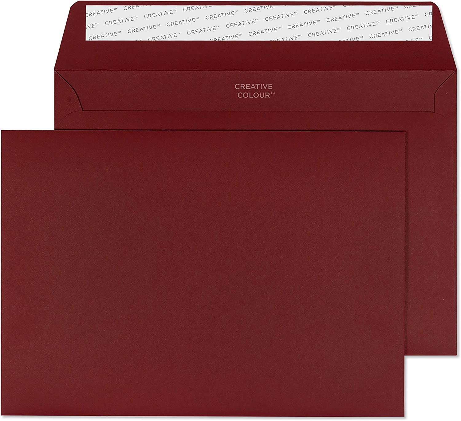 45456 Assorted Pastel Colours Pack of 25 Blake Creative Colour C5 162 x 229 mm 120 gsm Peel /& Seal Wallet Envelopes