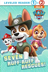 Seven Ruff-Ruff Rescues! (PAW Patrol) Kindle Edition