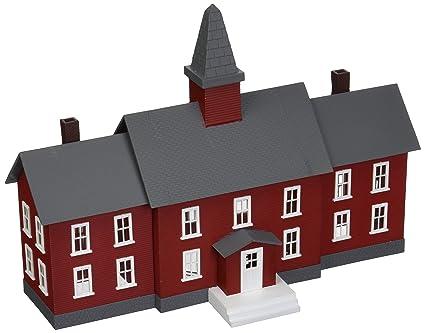 Model Power 783 HO B/U Little Red School House