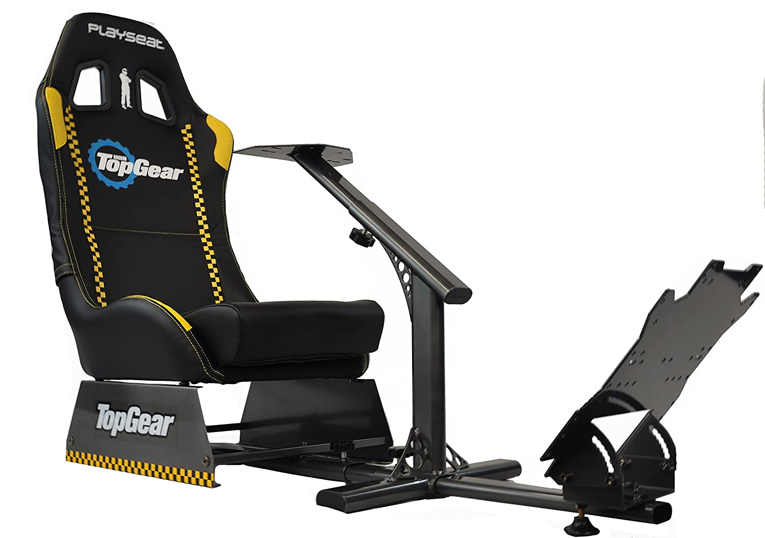 Playseat Evolution TopGear PS4PS3Xbox 360Xbox OnePC DVD – Xbox Racing Chair