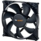 be quiet! Silent Wings - Ventilador para caja de ordenador (120 mm), negro