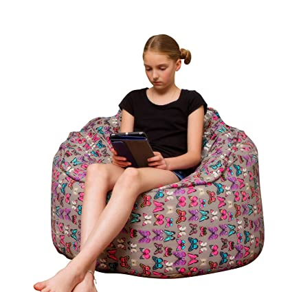 Magnificent Amazon Com The Pod Bean Bag Chair Butterfly Kitchen Machost Co Dining Chair Design Ideas Machostcouk