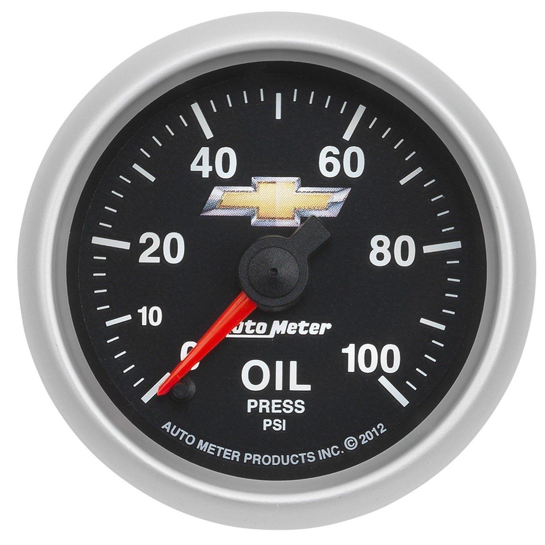 Auto Meter 880447 Engine Oil Pressure Gauge