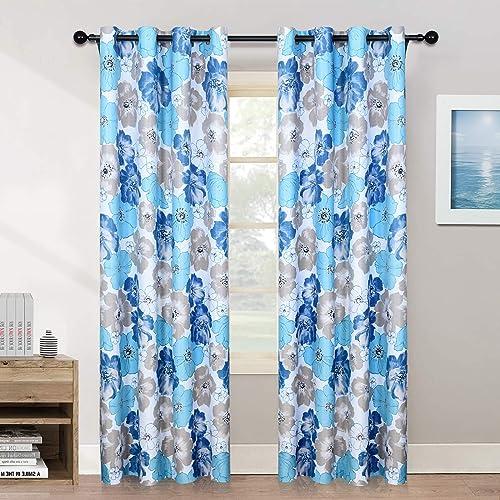 Melodieux Floral Curtains