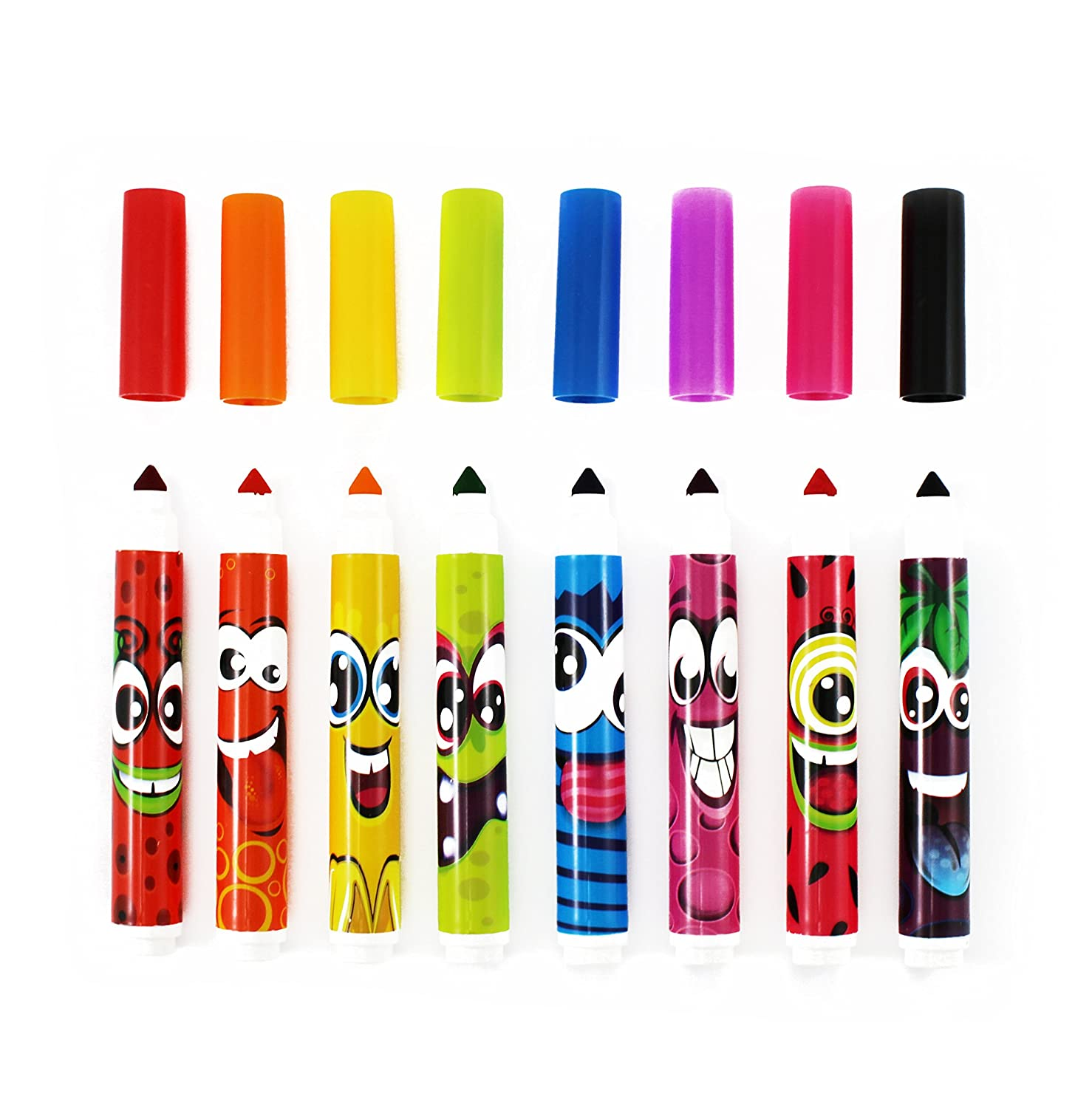 Coloring Pens & Markers Scentos Washable Scented Markers 40605 ...