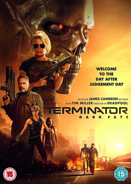Terminator Dark Fate DVD [UK Import]: Amazon.de: DVD & Blu-ray