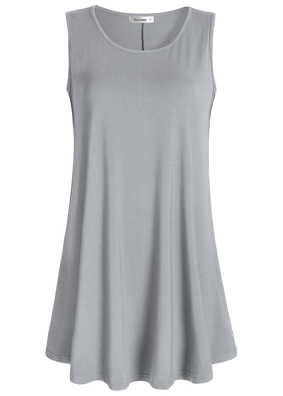 b108225f2f4 Online Cheap wholesale Esenchel Womens Flowy Sleeveless Tunic Top for  Leggings Tunics Suppliers