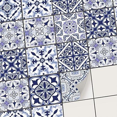 creatisto PVC Autocollant Stickers Oriental I Revêtement Mural adhésif pour  Carrelage Salle de Bain - Décorer Faience Cuisine I Stickers carrelage ...