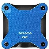 ADATA SD600Q extern solid state-hårddisk 480GB blå