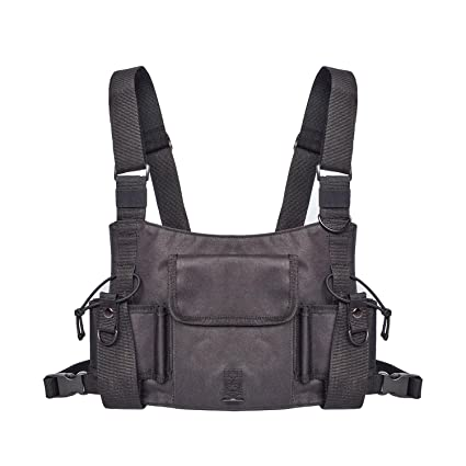 Amazon Aolvo Molle Radio Harness Chest. Aolvo Molle Radio Harness Chest 600d Polyester Adjustable Shoulder. Wiring. Leather Harness Radio Holster At Scoala.co