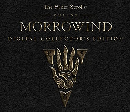The Elder Scrolls Online: Morrowind Digital Collector's Edition [Online Game Code]