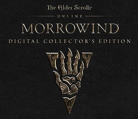 The Elder Scrolls Online: Morrowind Digital Collector's Edition [Online Game Code]