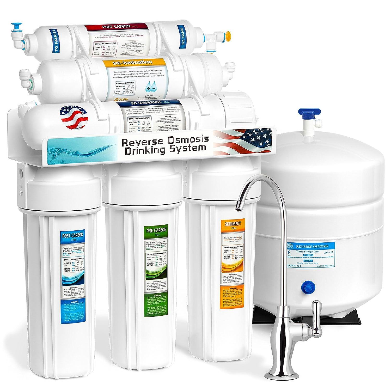 Express Water RODI10D 6 Stage Deionization Reverse Osmosis