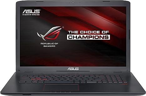 ASUS GL752VW-T4064D - Ordenador portátil de 17.3