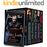 Border Lords and Ladies Boxed Set: Volume 2