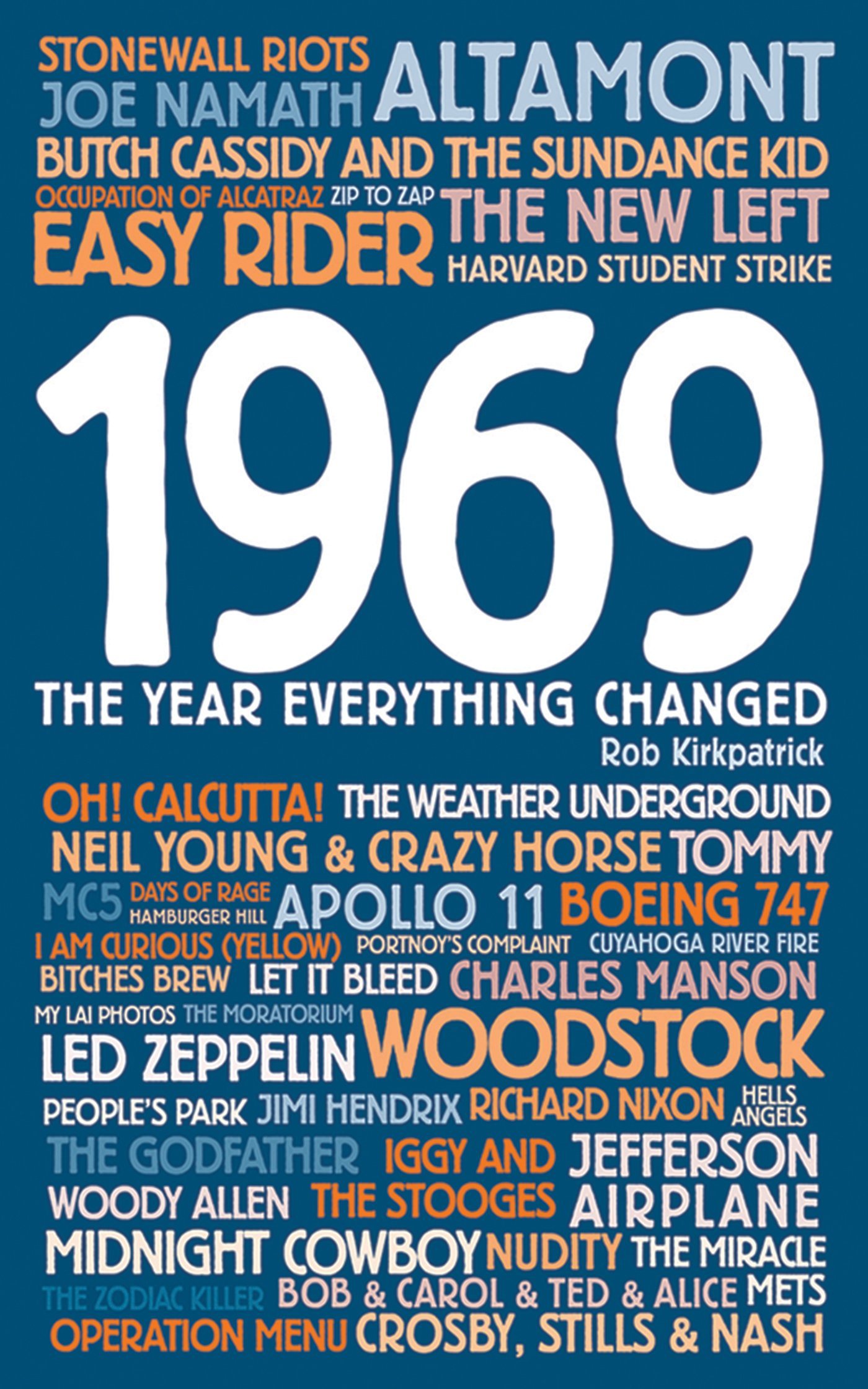 Download 1969: The Year Everything Changed PDF