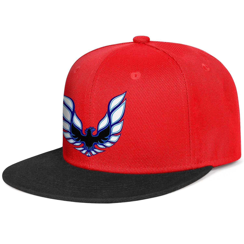 Baseball Cap Popular Hip Hop Caps Sport Hat Motion Snapback Hat Mens Trucker Hats Man Mens Pontiac-Firebird-Logo