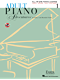Adult Piano Adventures All-in-One Piano Course Book 1: Book with Media Online (English Edition)