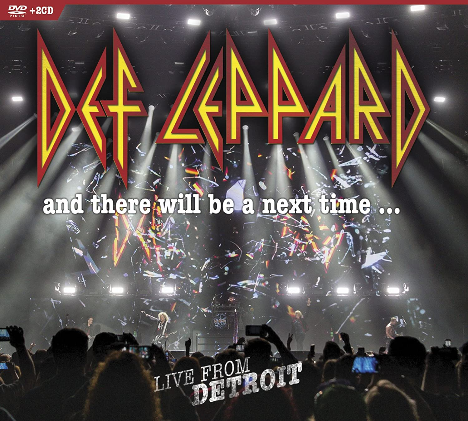 Amazon Com And There Will Be A Next Time Live From Detroit Dvd