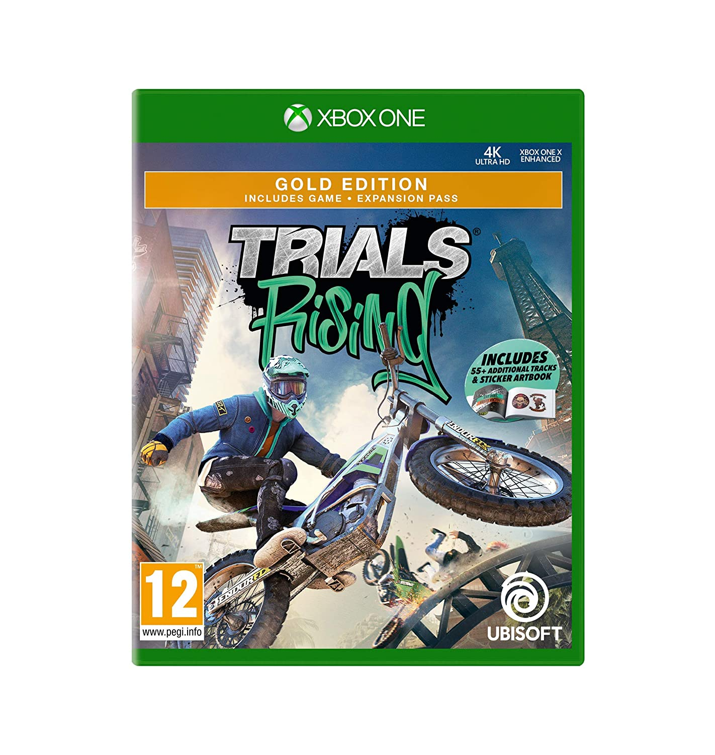 Trials Rising Gold (Xbox One): Amazon co uk: PC & Video Games