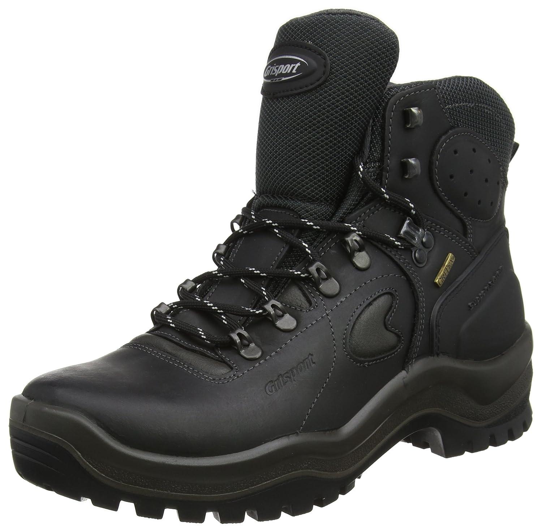 Noir (noir) 46 EU grisport 11205 Dakar V.15, Chaussures de Randonnée Hautes Mixte Adulte
