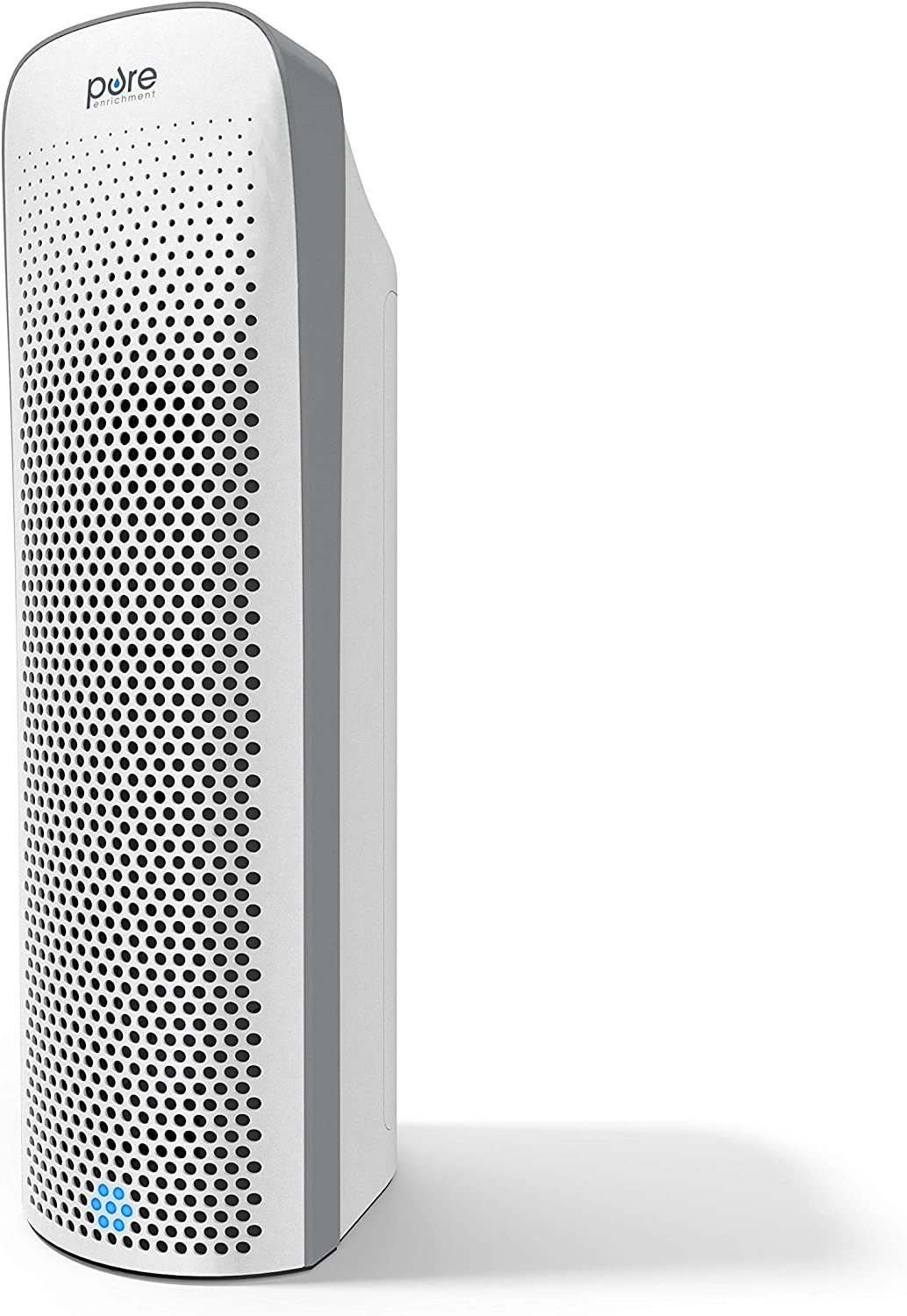 Pure Enrichment PureZone Elite 4-in-1 Air Purifier - True HEPA Filter + UV-C Sanitizer Cleans Air, Helps Alleviate Allergies, Eliminates Germs, Removes Pet Hair & Smoke, for Large Rooms