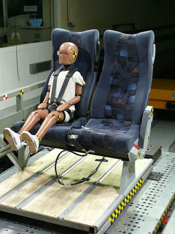 Kidy Bus Harness KBH2020 Child Retention System for AUTOBUS Blue