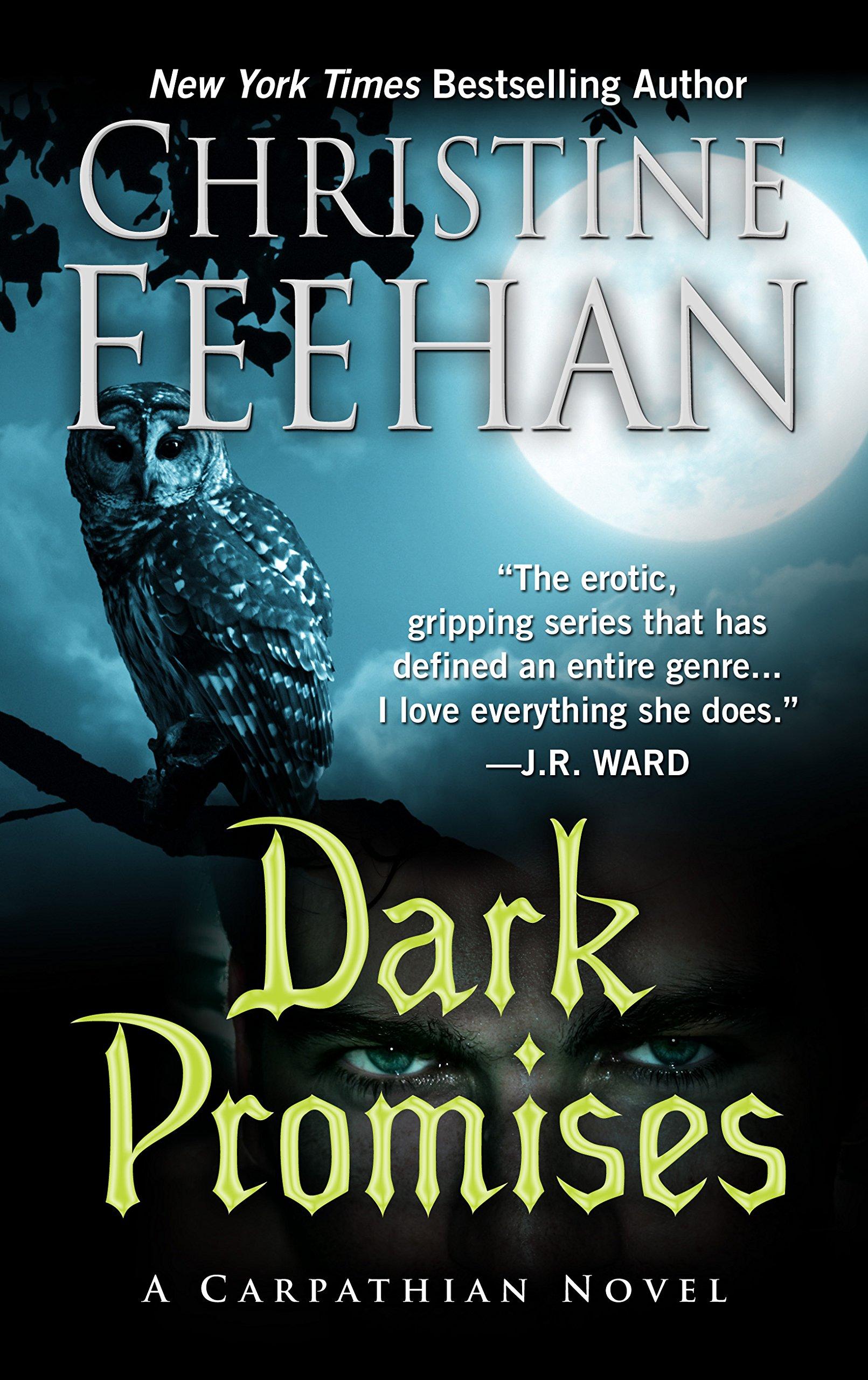 Dark Promises (A Carpathian Novel) by Thorndike Press Large Print