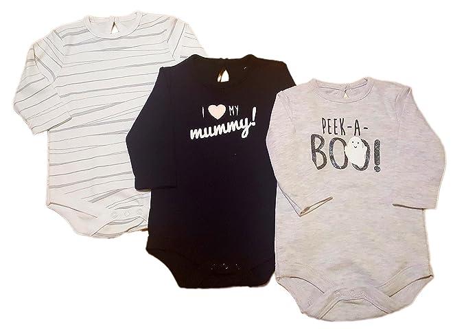 Amazon.com: RENÉ Rofé – Bebé niñas 3-Pack Halloween Themed ...
