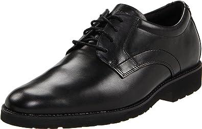Rockport Men's Dressports Plaintoe Black Shoe K57950 9.5 UK , 44 EU ...