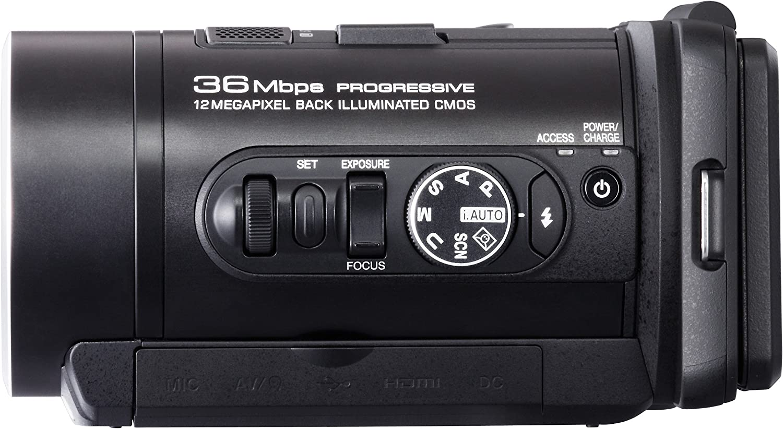 Jvc Gc Px10 Full Hd High Speed Camcorder Kamera