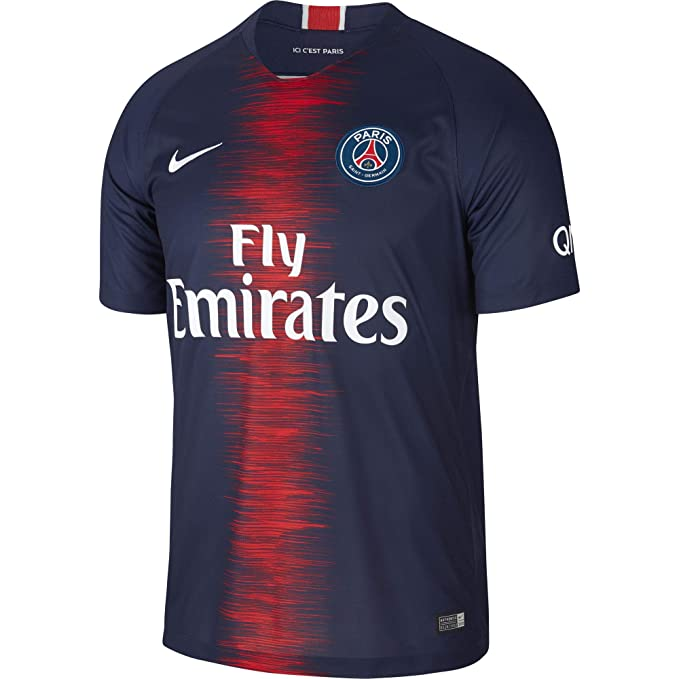 Amazon.com: PSG Home 2018/2019 Neymar Jr 10 - Camiseta ...