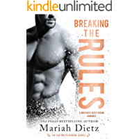 Breaking the Rules: A Brother's Best Friend Romance (The Dating Playbook Book 2) book cover