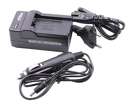 vhbw Cargador, Cable de Carga Incl. Cargador de Coche para ...